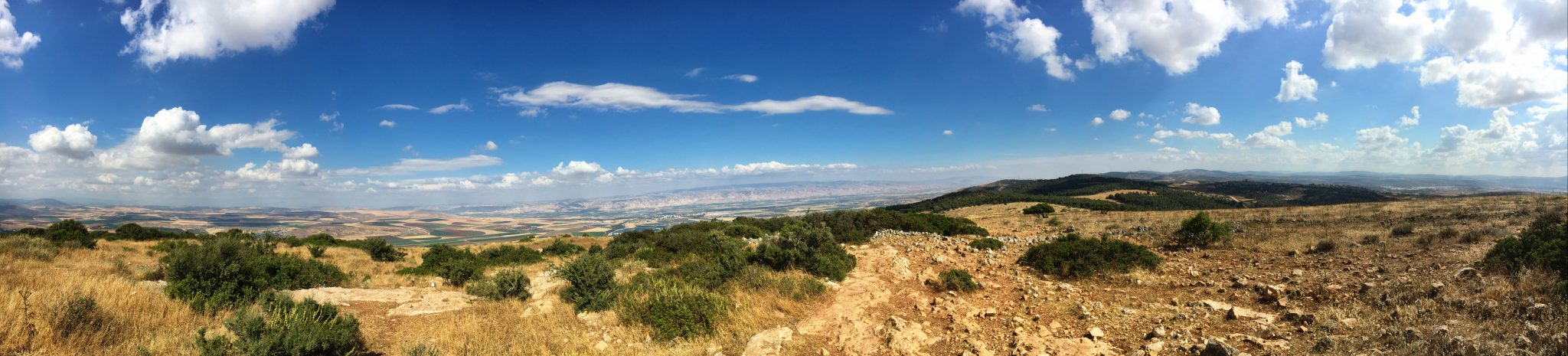 Gilboa Panorama View