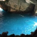 Blue water Rosh Hanikra