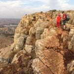Gilboa Passion Hiking Arbel Mountain