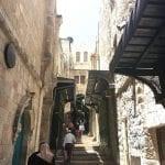 Basar in Jerusalem Gilboa Passion