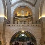Tabor Church inside