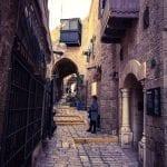 Tel Aviv Jaffa small streets
