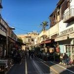 Tel Aviv Jaffa flea market