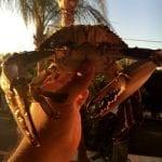 Krabbe vom Markt in Akko