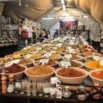 Spices old basar Jeruslaem