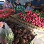 Afula Market many vegitables