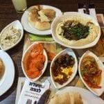 Restaurant good food in Akko